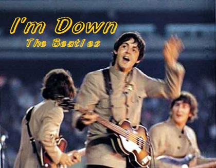 I'm Down - The Beatles