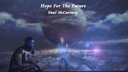 Hope For The Future - Paul McCartney