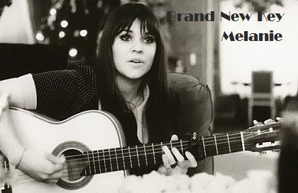Brand New Key - Melanie