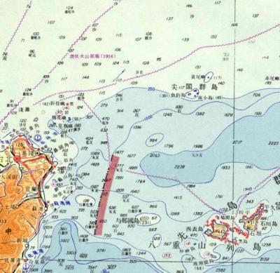 尖閣地図 1969年+中華人民共和國國家測繪總局發行的地圖以尖閣群島標示釣魚台_convert_20150313115855