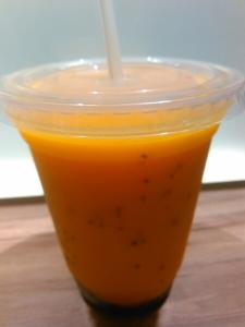 20150511グリーンスムージー オレンジ