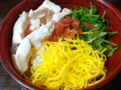 20150621鶏飯