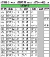 0314阪神12R
