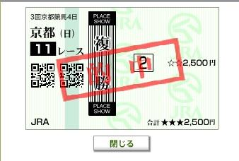 0503天皇賞