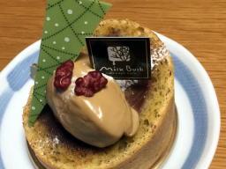 実はクリスマスイブにロールケーキを食べた・けど激マズで・・・