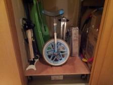 倉庫DIY棚5
