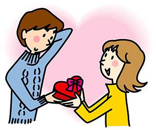 バレンタインでー1