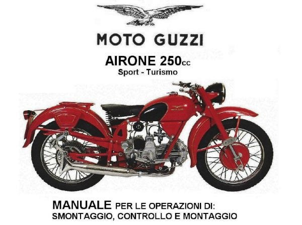 AIRONE 250cc Sport-Turismo (ITA)