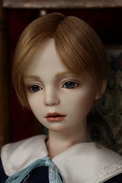 alto (アルト) 銀座エンジェルドールズ BOYS 出展少年ビスクドール