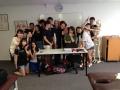 Korean Group Jan 2015 Swedish アロマスクール マッサージスクール オーストラリア