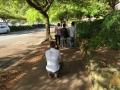 Video撮影3 アロマスクール マッサージスクール オーストラリア