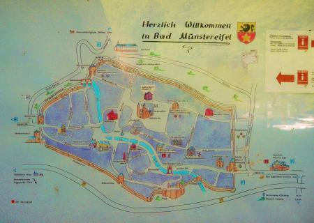 bad munstereifel map
