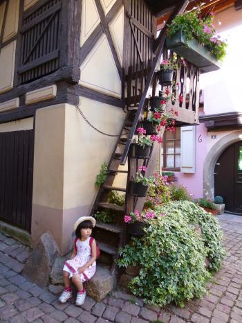 エギスハイム(Eguisheim)