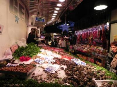 サン ジョセップ市場 (ボケリア市場)1