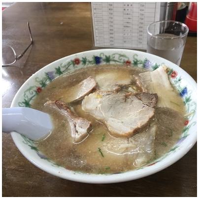 大盛チャーシュー麺