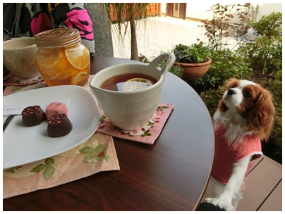 自宅Cafe1
