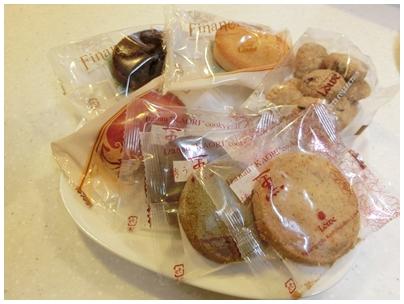 ルーブ焼き菓子1