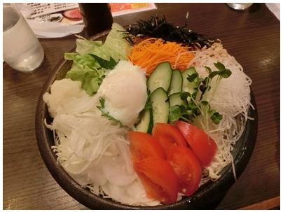 田吾作サラダ