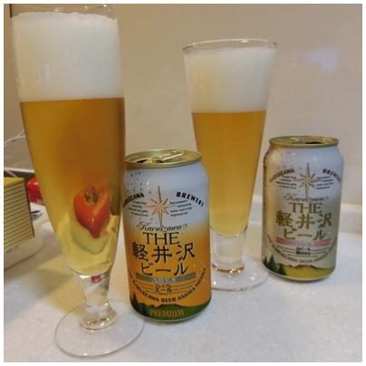 軽井沢ビール1