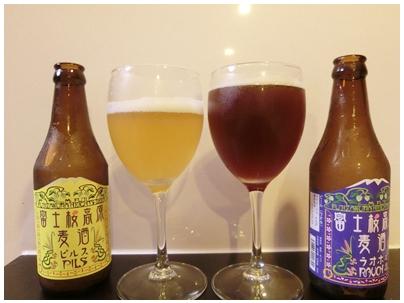 富士桜高原ビール2