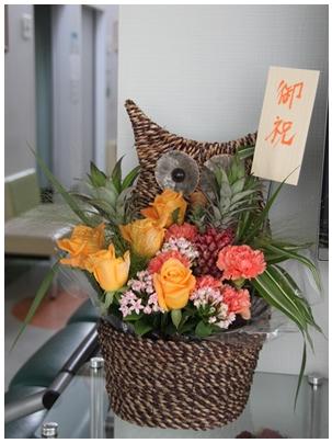 お祝いの花3