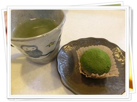 抹茶生大福2