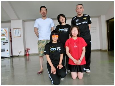 多度津オープン卓球 参加記念