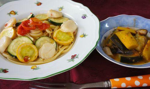 scallop and zucchini 2