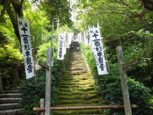 3杉本寺1