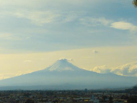 ポポカテペトゥル山