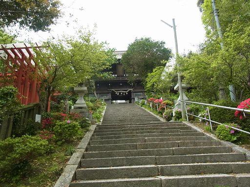 20140422人麻呂神社と公園 (1)