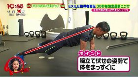 s-teruyuki yoshida exile exercise95