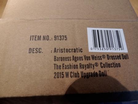 Aristocratic Agnes