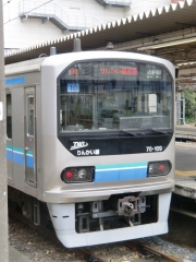 TWR・10番編成