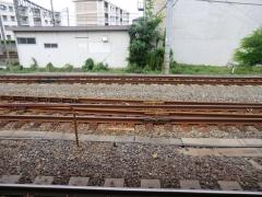 錆びた線路1