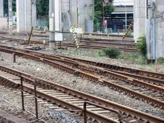 錆びた線路3