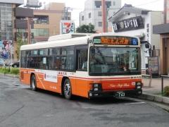 吉川2917号車