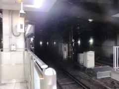 京王線・新宿駅下り方