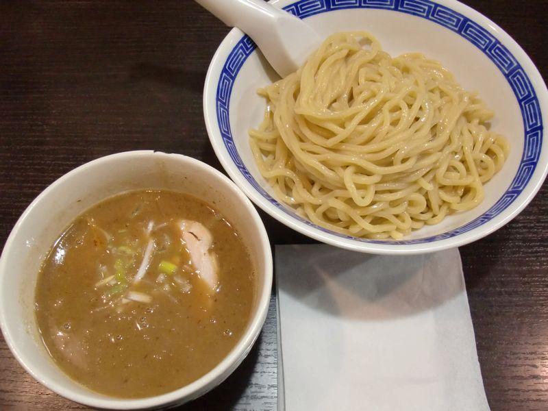 武@亀戸・20141218・つけ麺