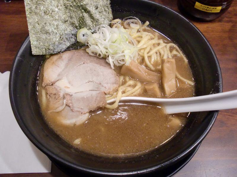 たいぞう@神田・20150118・らー麺