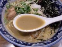 佐市@錦糸町・20150510・スープ