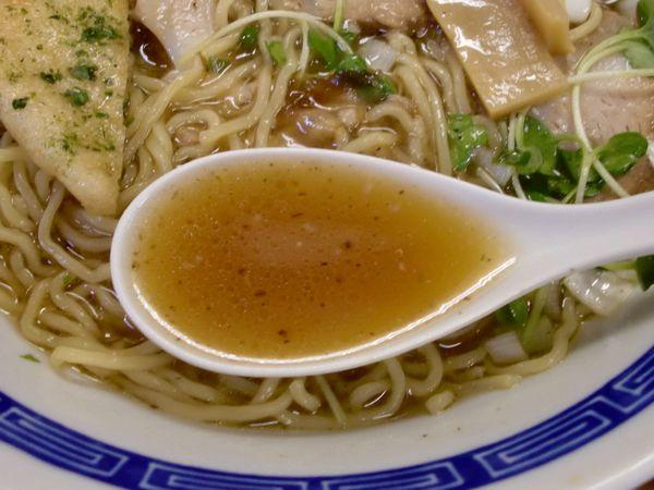 かつお拳@浅草橋・20150526・スープ