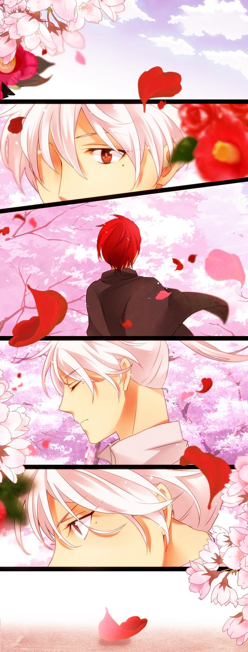 5年目の桜