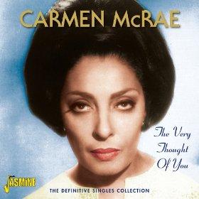 Carmen McRae(I Cried for You)