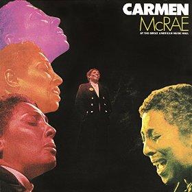 Carmen McRae(On Green Dolphin Street)
