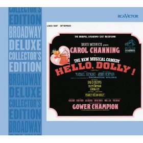 Carol Channing(Hello, Dolly!)