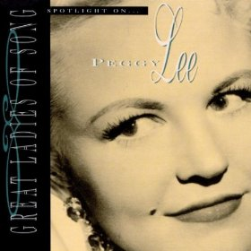Peggy Lee(Close Your Eyes)