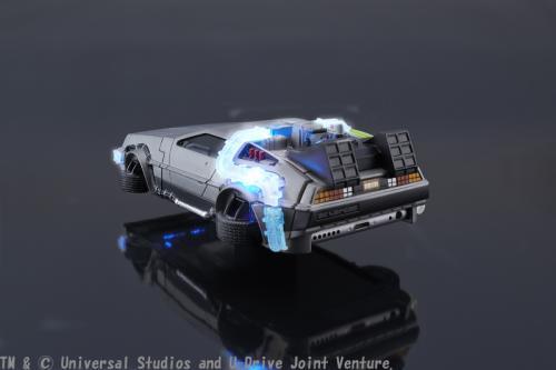 「CRAZY CASE BACK TO THE FUTURE II DELOREAN TIME MACHINE(クレイジーケース デロリアン)」-2
