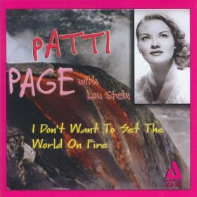 Patti Page(I Can't Get Started)