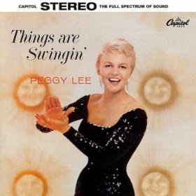 Peggy Lee(Alone Together)